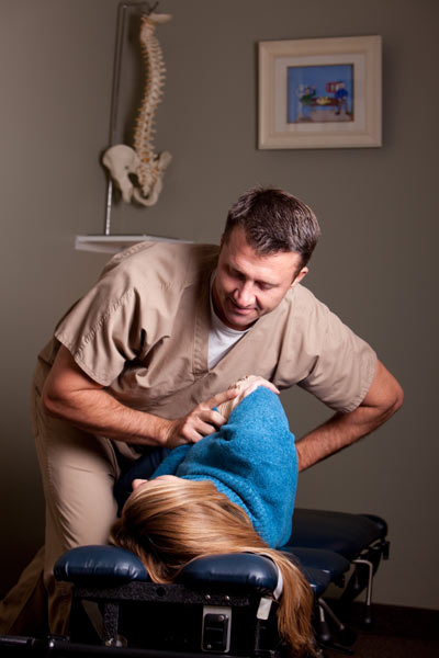 Dr. Laboret specializes in chiropractic treatment in Dallas, Texas for the entire family.