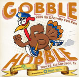 Gobble Hobble 2014 - 5K & Family Fun Run in Richardson, Texas