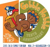 Gobble Hobble - 5K & Family Fun Run in Richardson, Texas